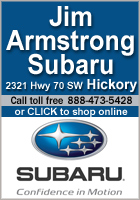 Shop Jim Armstrong Subaru in Hickory